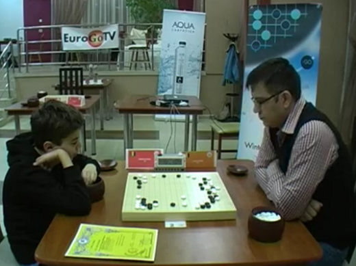 dan promotion reward Dragos Boldeanu 1d(b) vs Catalin Taranu 5p